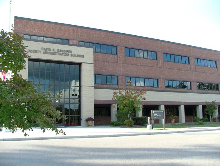 Brunswick County Government Center