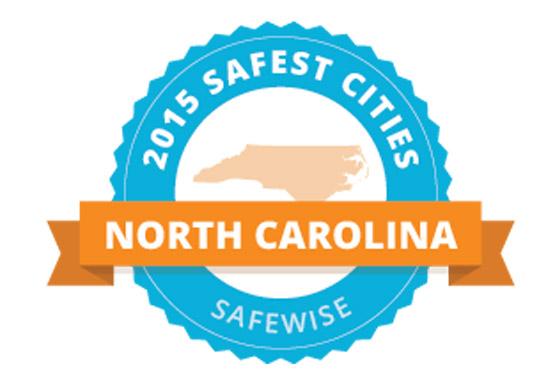 50 Safest City Logo