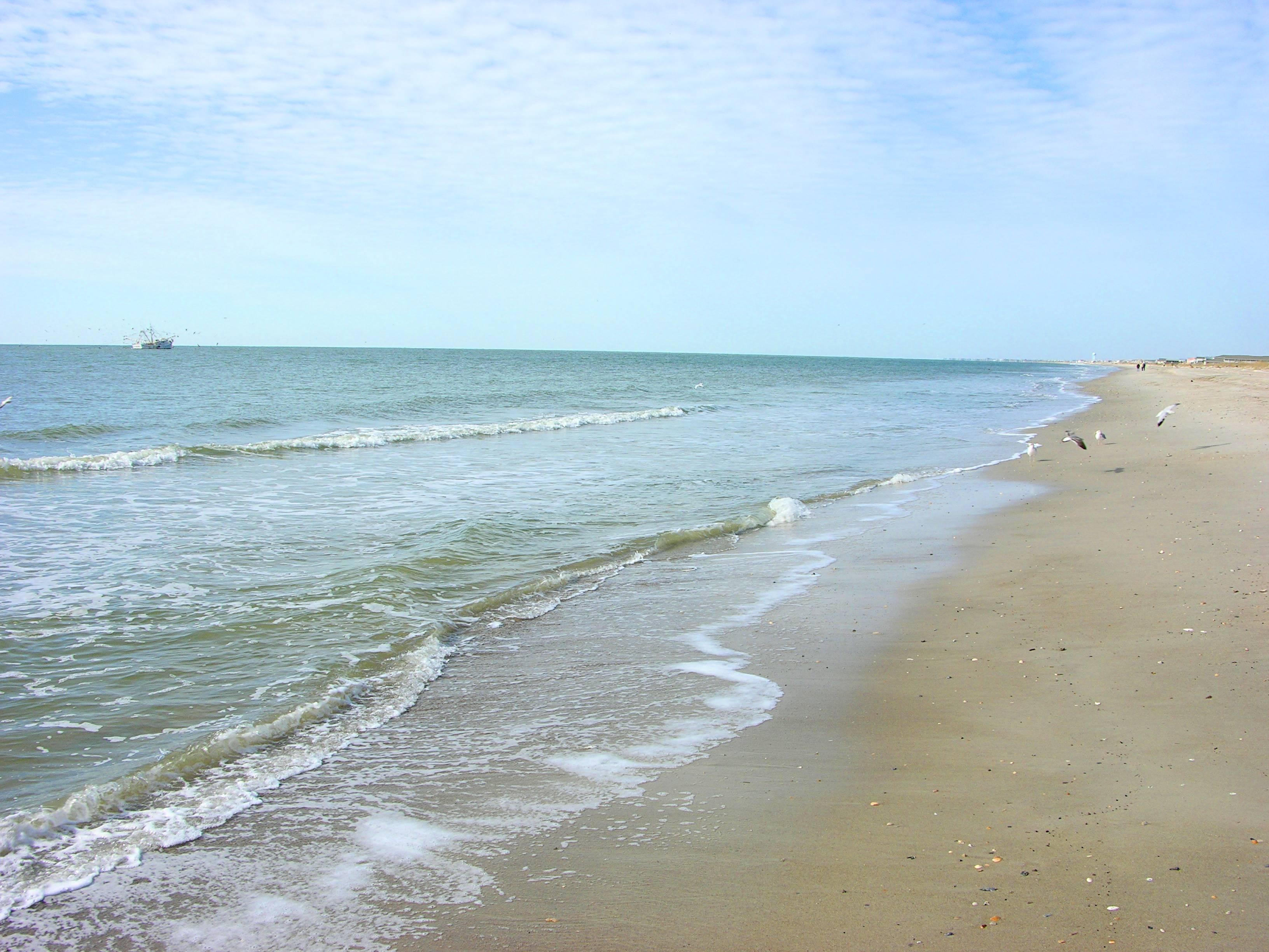 Oak Island Beachfront