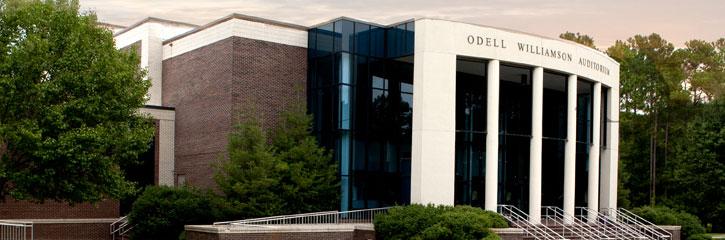 BCC Odell Williamson Auditorium