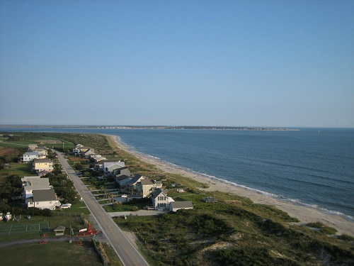 Oak Island Beachfront