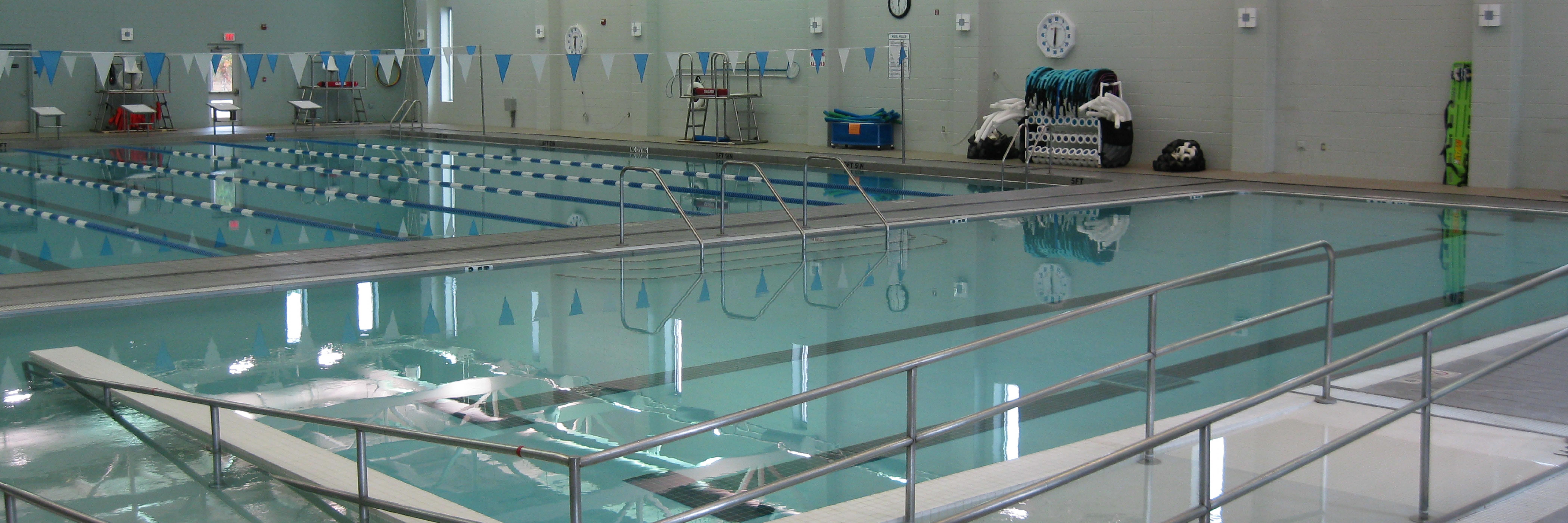 BCC Dinah Gore Aquatic Center
