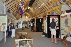 NC Maritime Display Hall