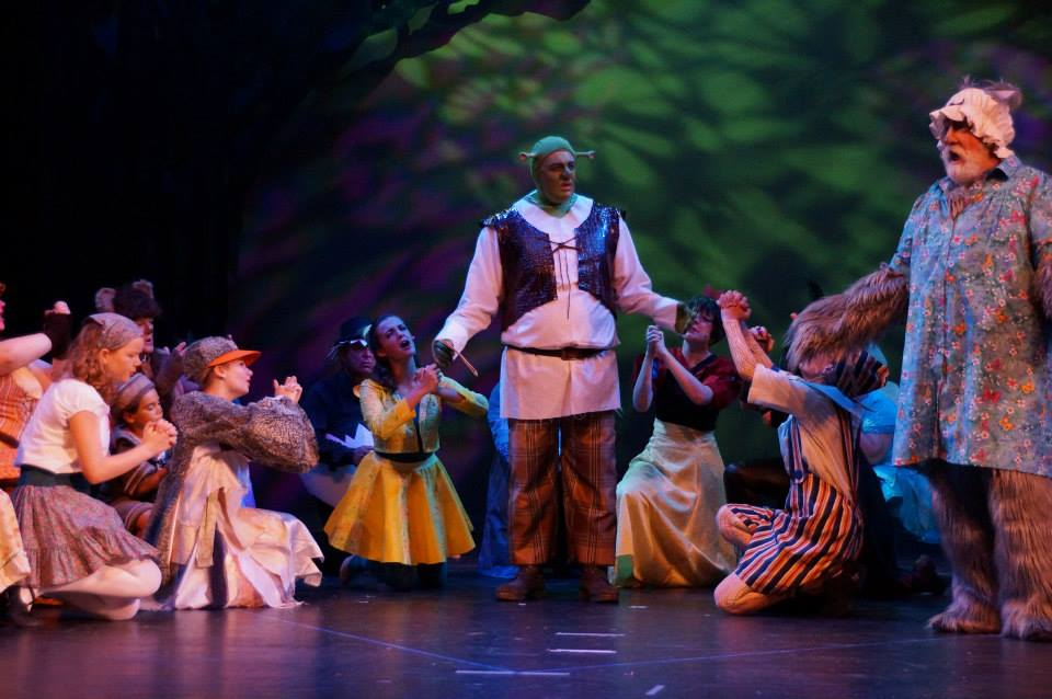 Brunswick Little Theatre Shrek