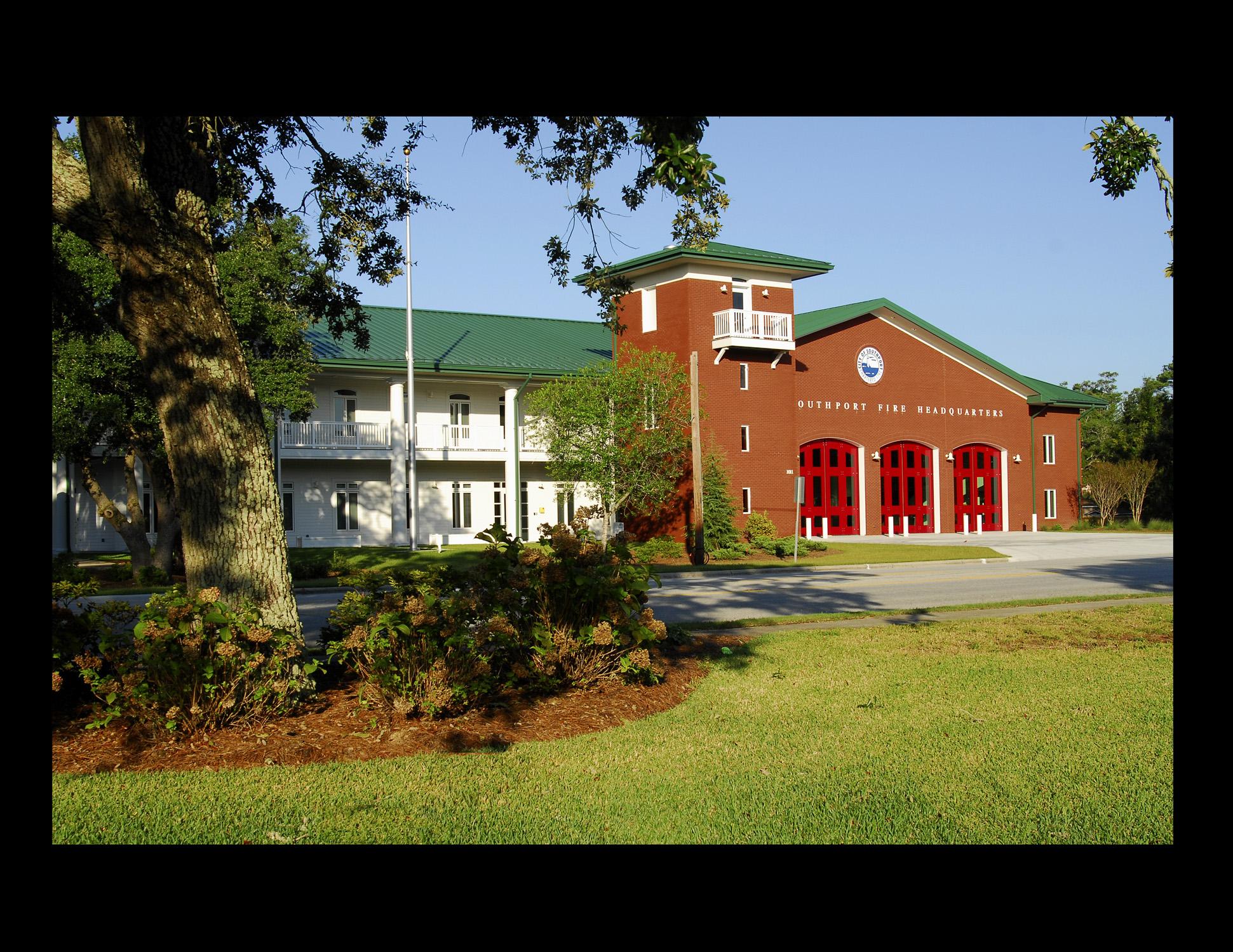 Southport Fire Station