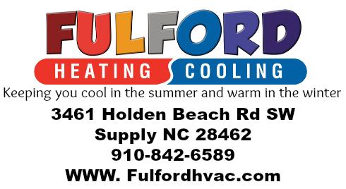 Fulford Heating & Cooling CCS Sponsor