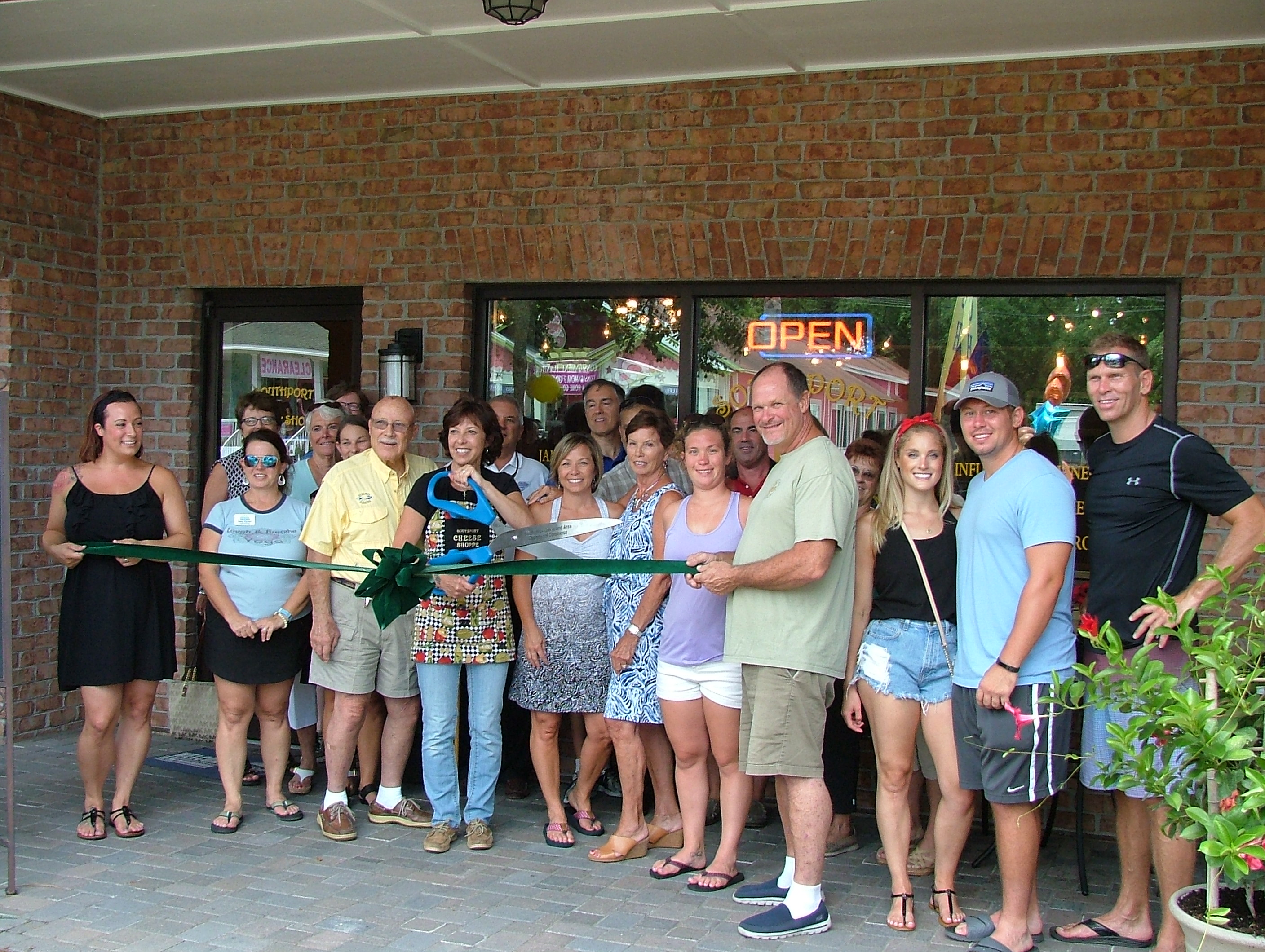 Southport Cheese Shoppe Opens