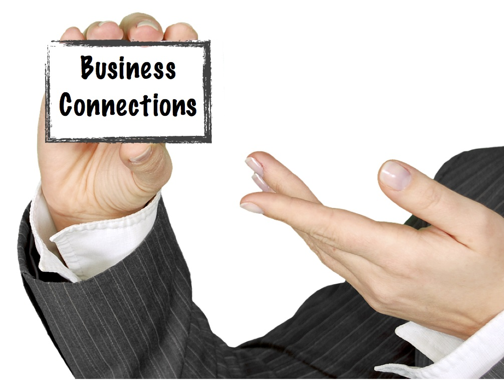 Business Connections card