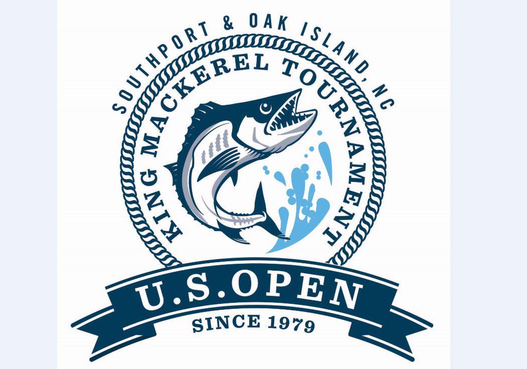 US Open King Mackerel Tournament Logo