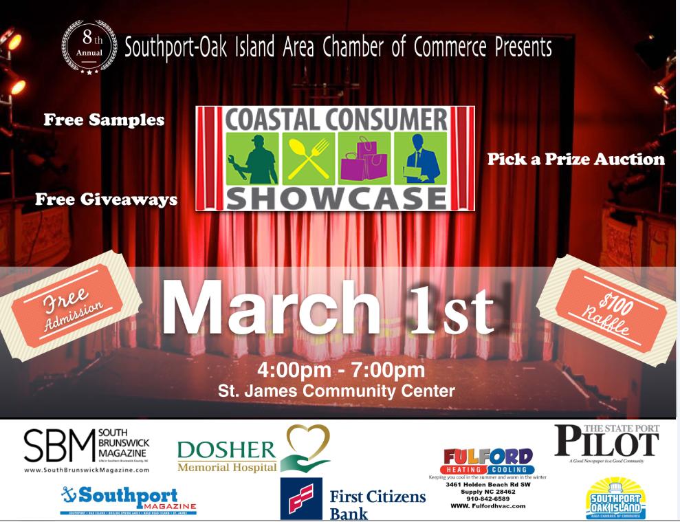 2018 Coastal Consumer Show
