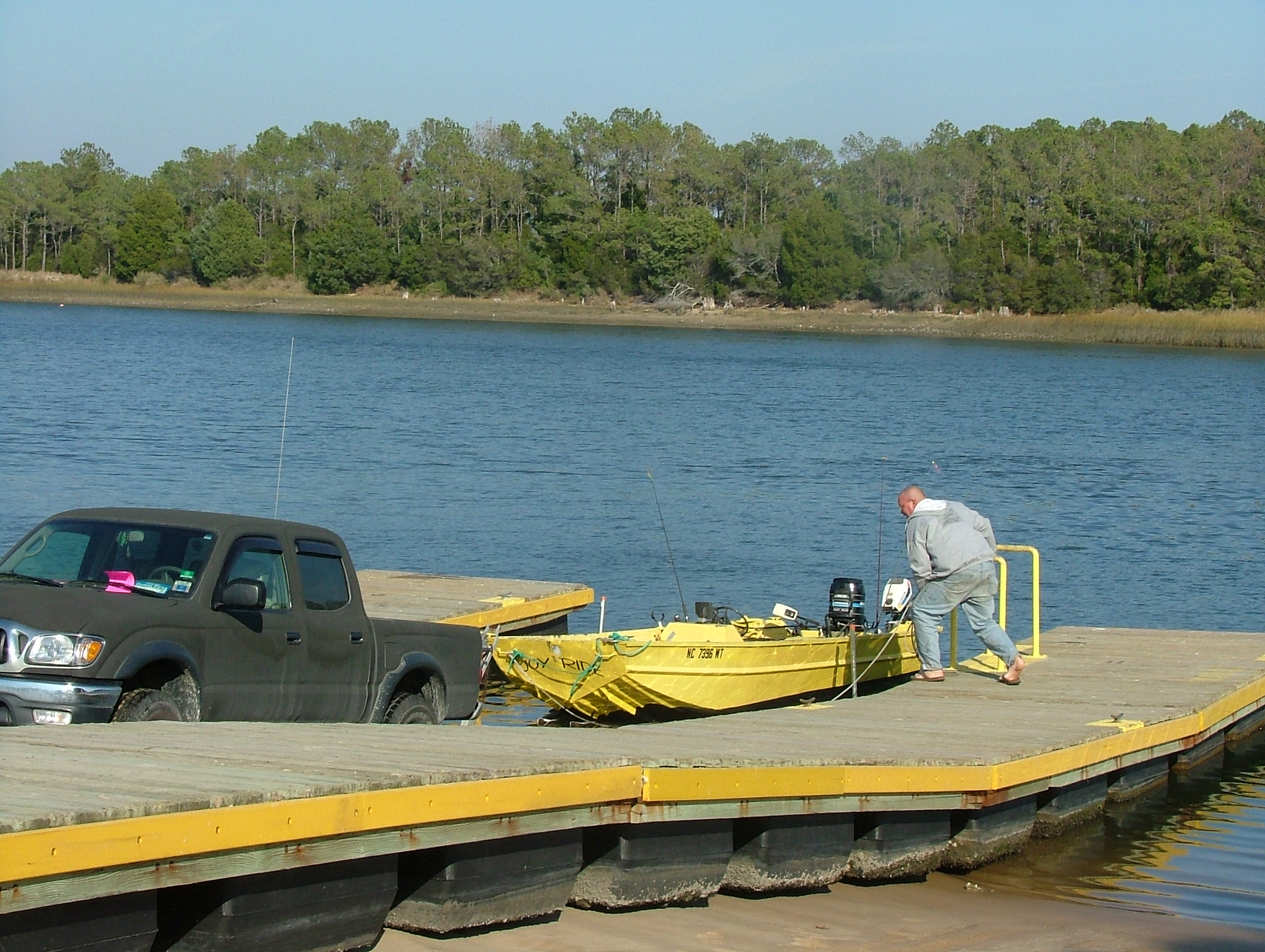 Wildlife Boat Ramp