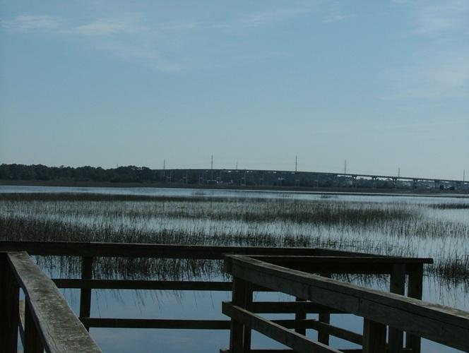 Oak Island Crab Dock
