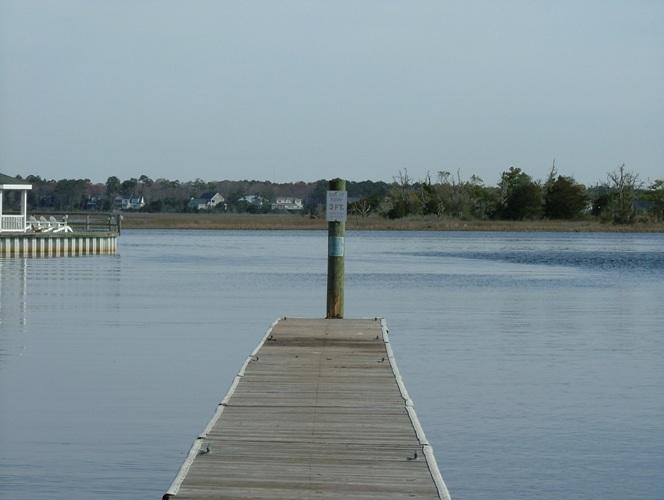Dutchman Creek Boat Ramp