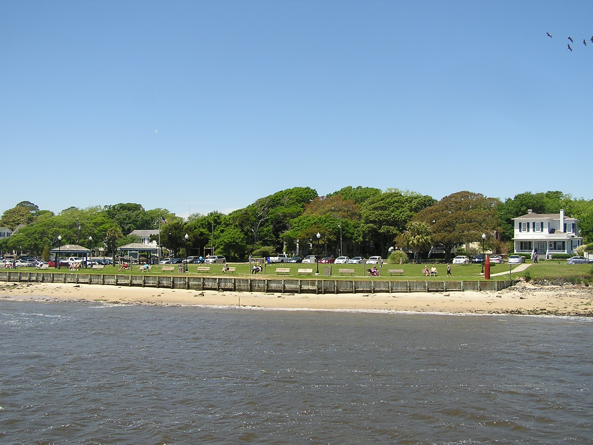 Southport Waterfront