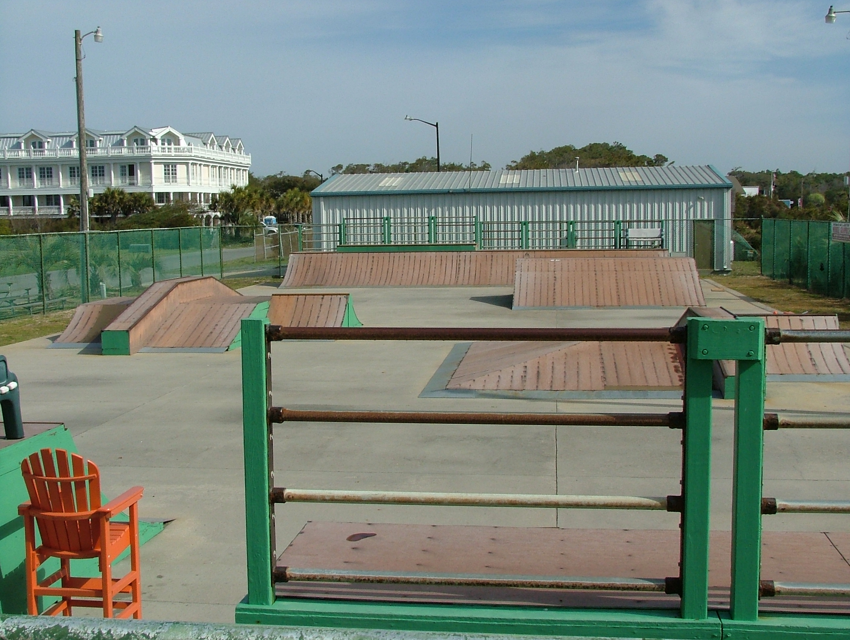 Oak Island Skate Park