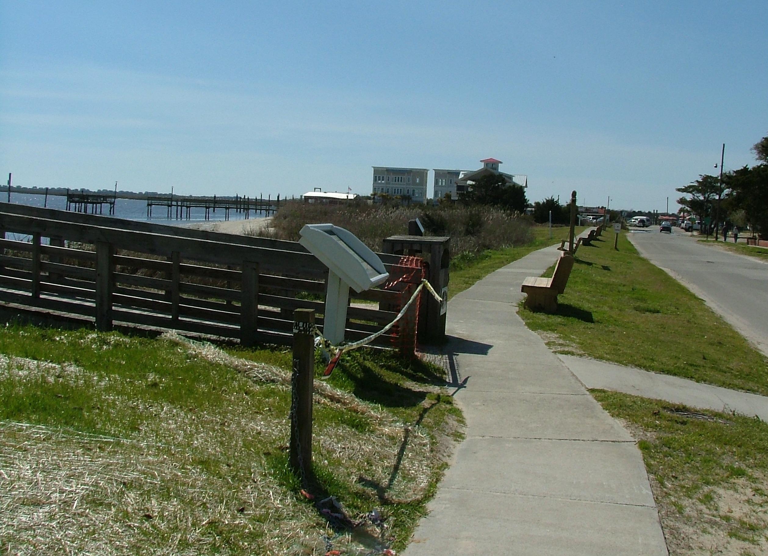 Southport Riverwalk