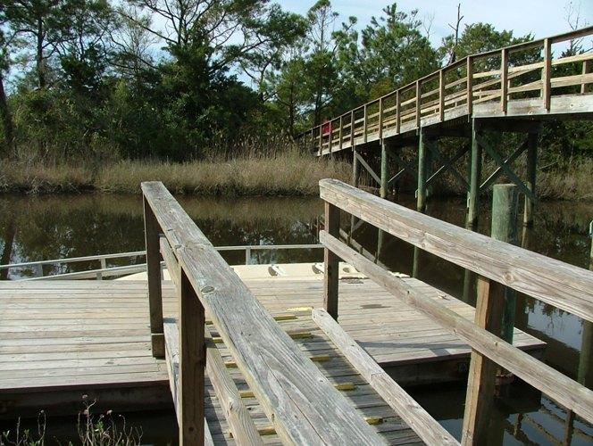 Tidalwaves Park Environmental Overlook