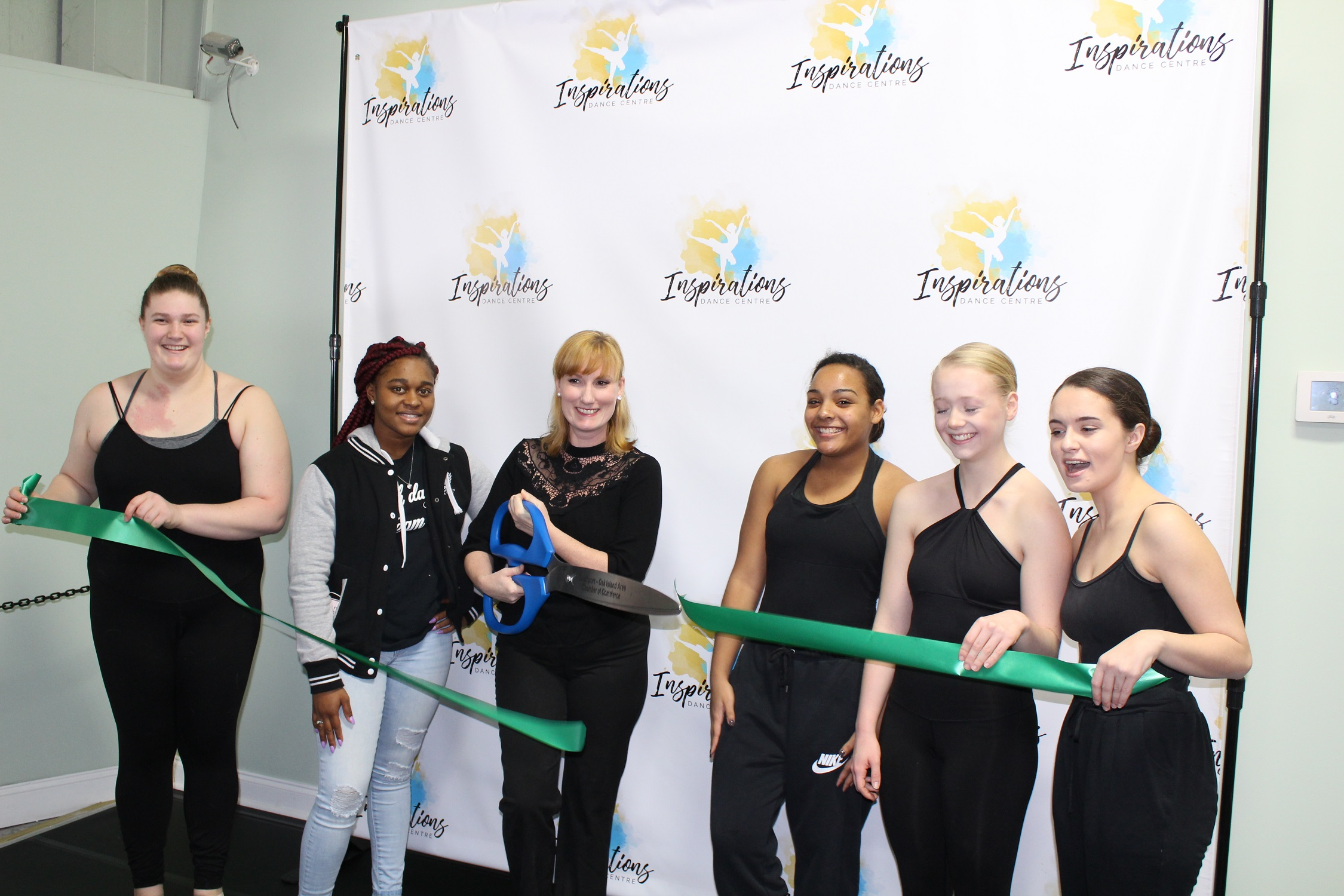 Inspirations Dance Centre Opening