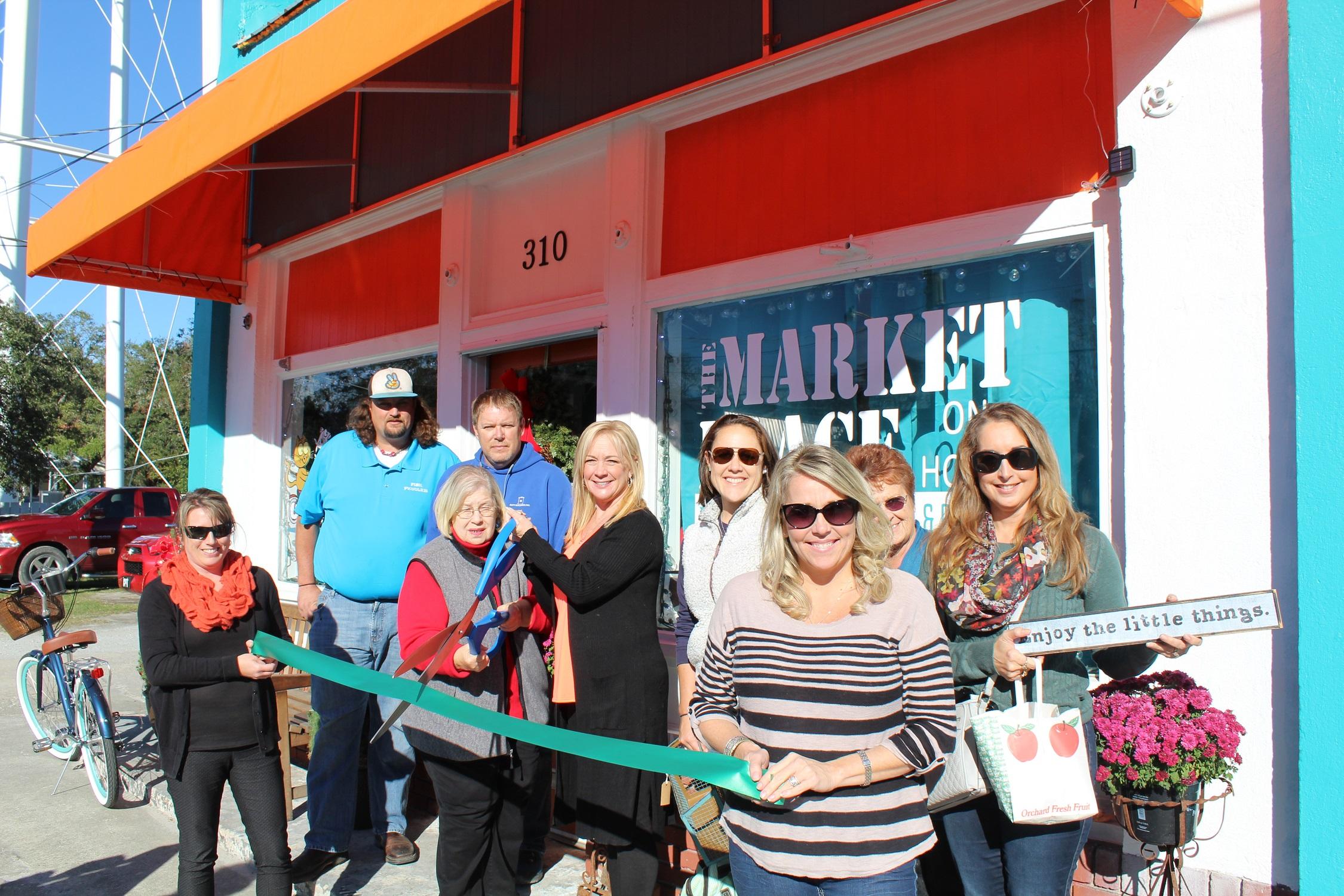 Marketplace on Howe Opening