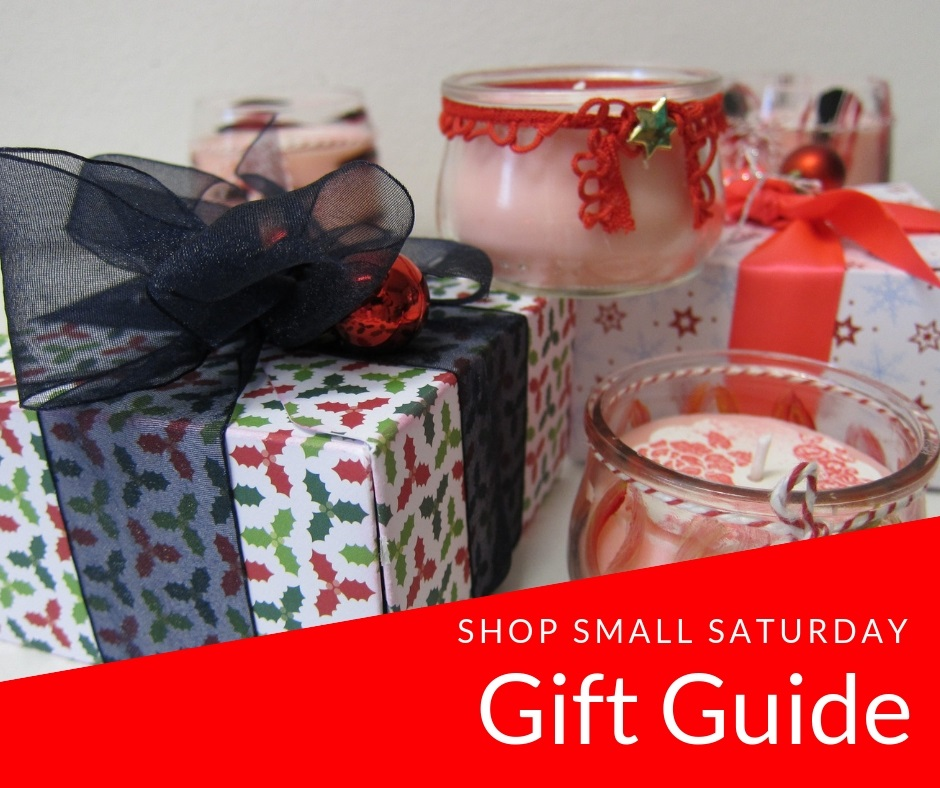 Shop Small Saturday Gift Guide 2018
