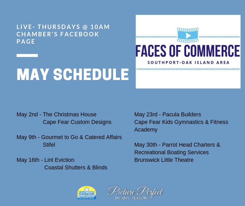 May Faces of Commerce