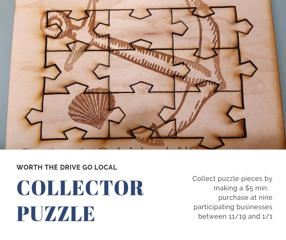 Worth the Drive Collector Puzzle