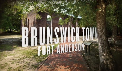 Brunswick Town Fort Anderson