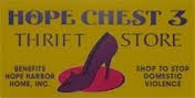 Hope Chest 3 Thrift Store