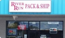 River Run Pack and Ship