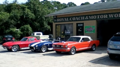 Royal Coach & Motor Works Classic Cars