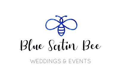 Blue Satin Bee