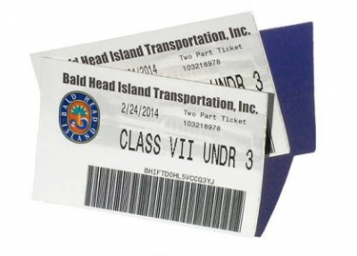 Bald Head Island Ferry & Tram Service