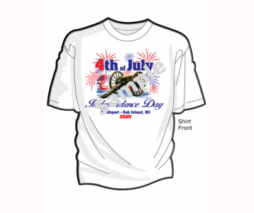 Commemorative T-Shirt Available at Area Businesses