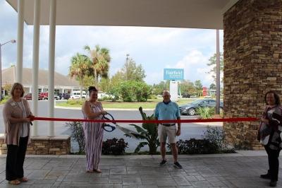 Marriott Opens Fairfield Inn & Suites in Southport